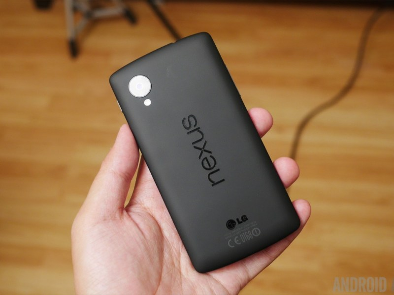 Nexus 5 International Giveaway by Android Authority - Ends on June 28, 2014