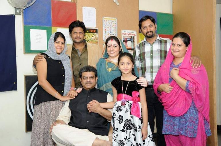 Bhaskar Shewalkar presents NATASAMRAT in Hyderabad on August 12, 2014