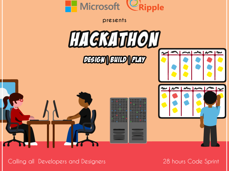 Microsoft Ripple Hackathon in IIT Hyderabad from November 8-9, 2014
