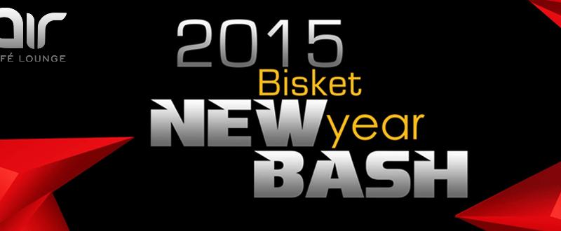 Bisket New Year Bash 2015 in Hyderabad on December 31, 2014