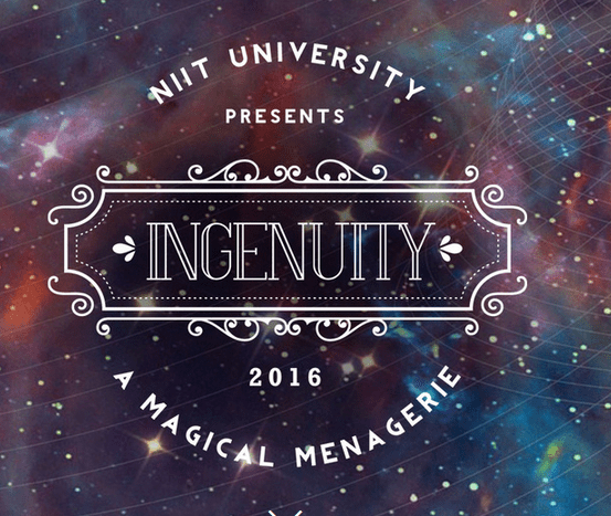 IngeNUity 2016 - Technical Fest in Rajasthan from January 29-31, 2016