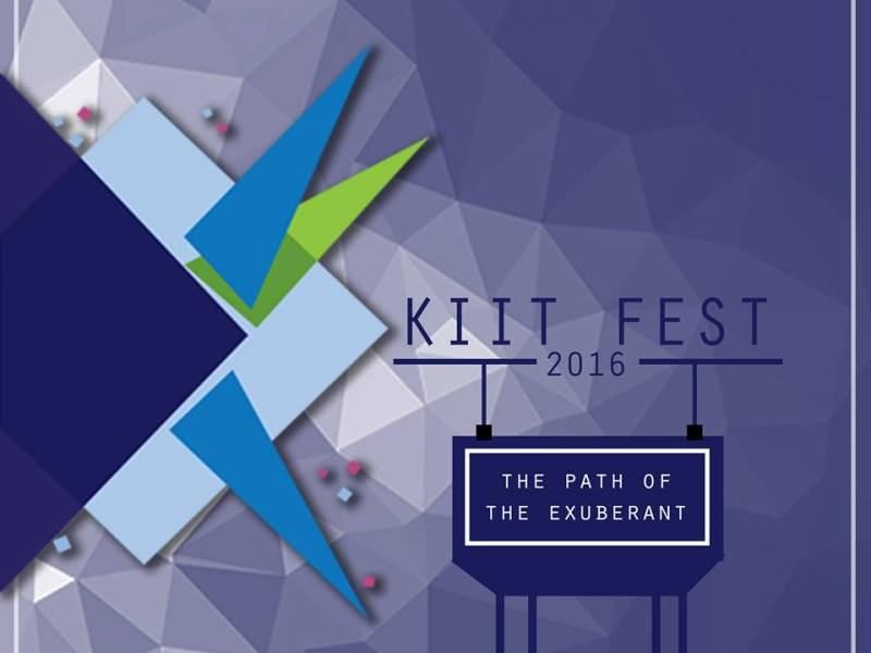 KIIT Fest - Annual University Fest in Odisha from March 4-6, 2016
