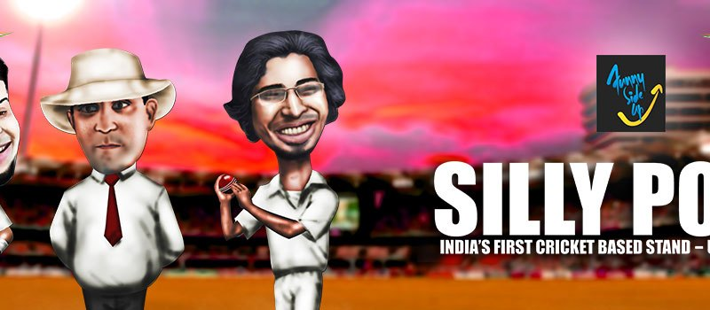 Silly Point - India's First Cricket Based Stand-Up Comedy Show in Mumbai on February 20, 2016