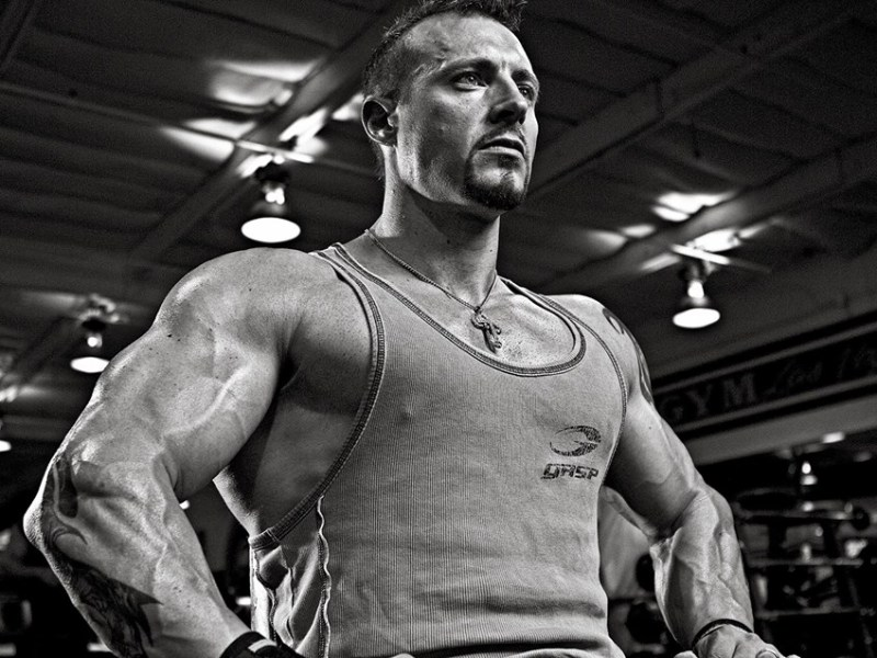 'The Mindset for a Transformation' - Manthan with Kris Gethin in Hyderabad on March 9, 2016