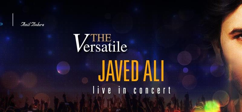 The Versatile Javed Ali Live in Concert in Mumbai on August 17, 2016