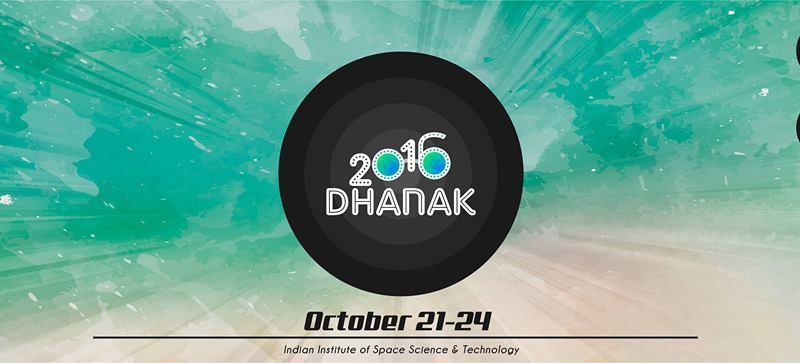 Dhanak 2016 - Cultural Festival of IISC in Kerala from October 21-24, 2016