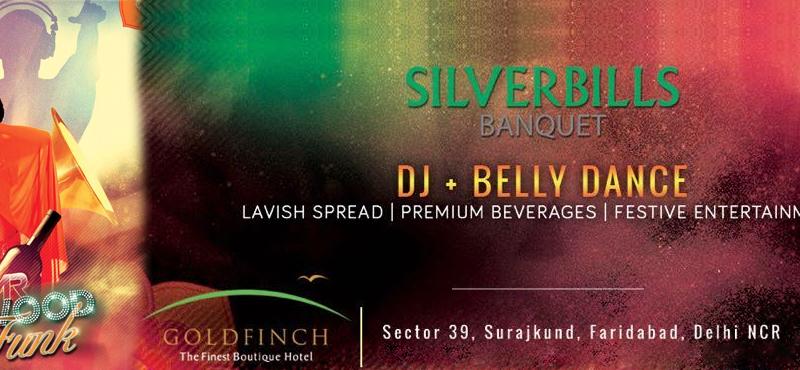New Years Bollywood Funk - SilverBills in Delhi on December 31, 2016