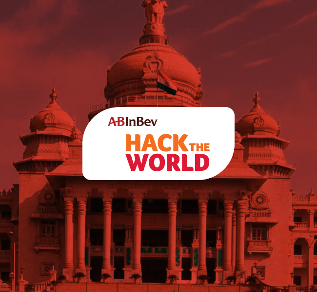 ABInBev - Hack The World Hackathon in Benglauru from February 3-5, 2017