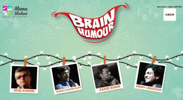 Brain Humour in Mumbai on February 4, 2017