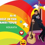Breezer Vivid A+K The Best in the World (Band) Tour in Kolkata on May 11, 2017