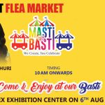 Masti Ki Basti – Hyderabads Biggest Flea Market on August 6, 2017