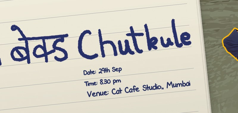 Half Baked Chutkule : Work-In Progress Jokes By Sapan Verma in Mumbai on September 29, 2017