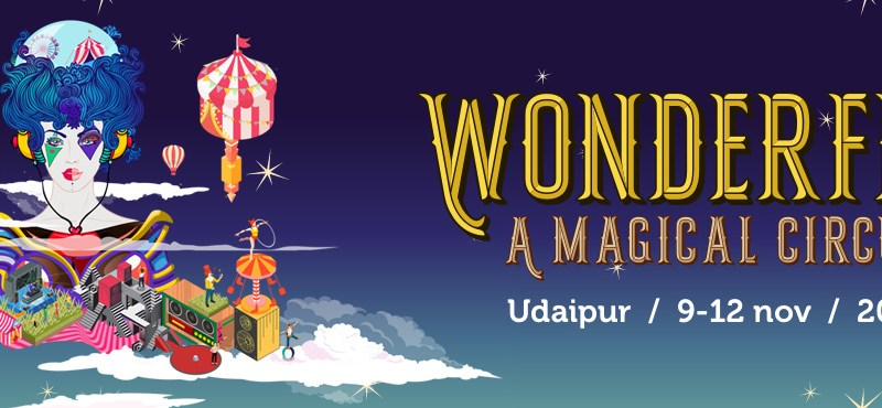 Wonderflip - A Magical Circus in Udaipur from November 9-12, 2017