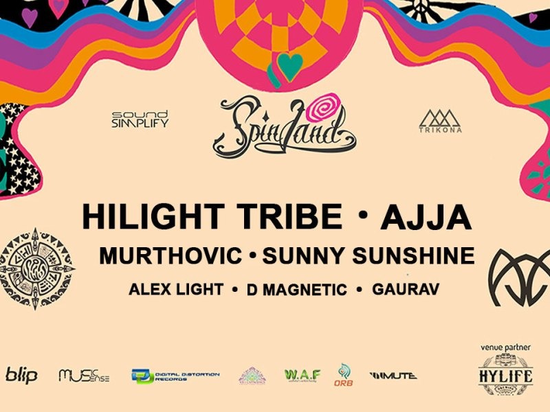 Hilight Tribe X AJJA & More in Hyderabad on November 17, 2017