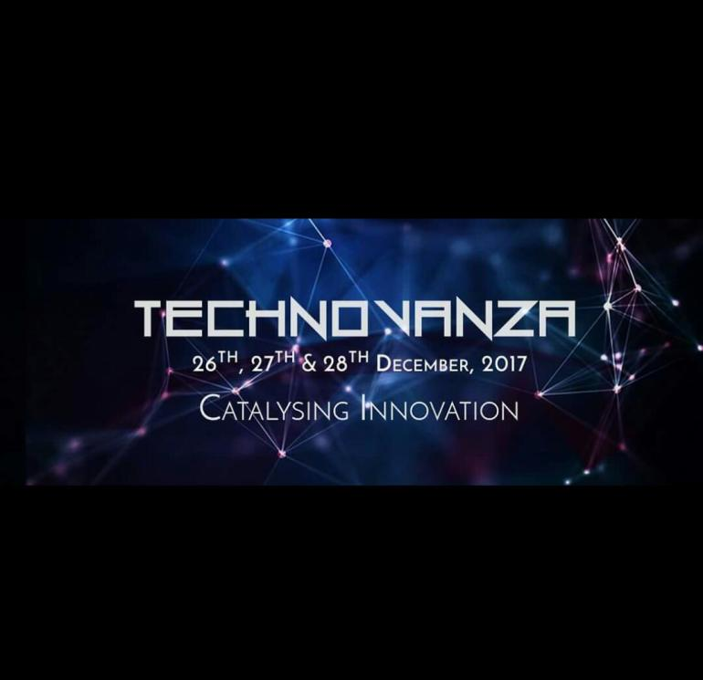 Technovanza - Annual Techno-Management Fest of VJTI from December 26-28, 2017
