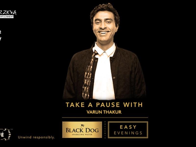 Black Dog Easy Evenings with Varun Thakur in Hyderabad on December 10, 2017