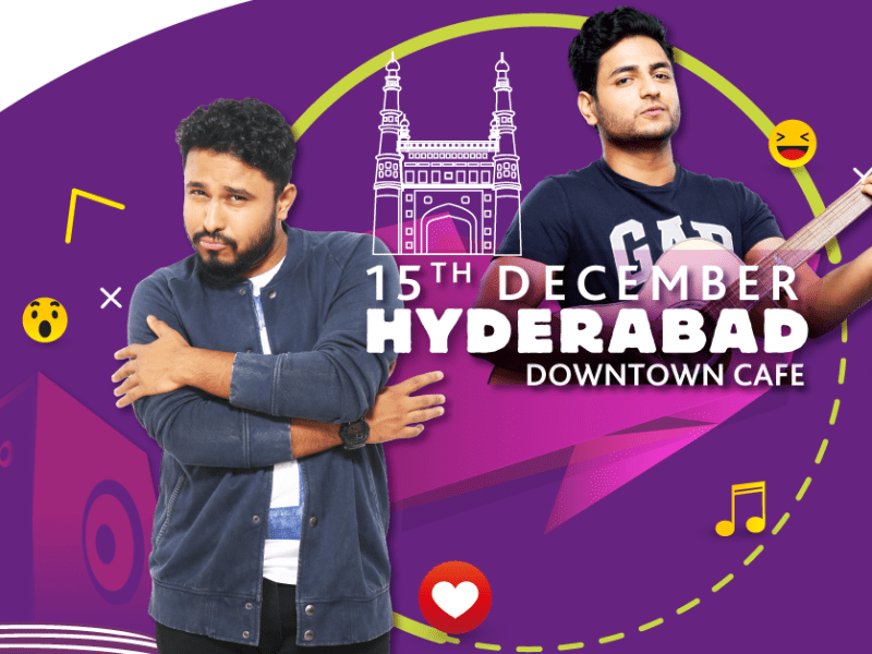 Breezer Vivid A+ K The Best In The World (Band) in Hyderabad on December 15, 2017
