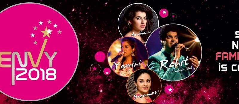 ENVY 2018 at Palladium Conventions in Hyderabad on December 31, 2017