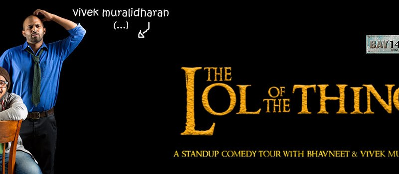 Evam Presents ''The LOL of the Things'' in Hyderabad on January 6, 2018