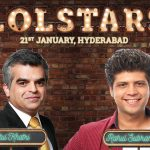 LOLStars ft Atul Khatri & Rahul Subramanian in Hyderabad on January 21, 2018