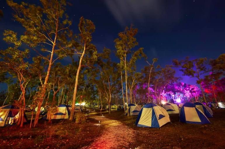 New Year Camping Fest 2018 - Yelagiri on December 31, 2017