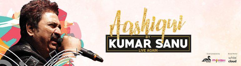 Aashiqui by Kumar Sanu Live in Hyderabad on February 16, 2018