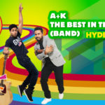 Breezer Vivid A+ K Tour – The Best In The World (Band) – Hyderabad