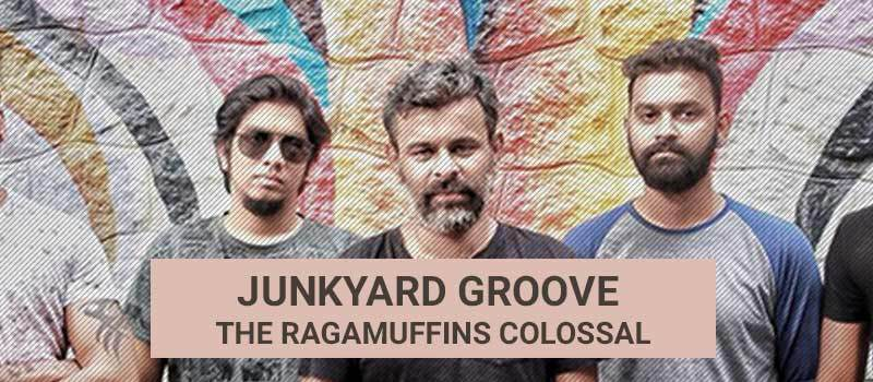 Junkyard Groove Live in Hyderabad on August 19, 2018