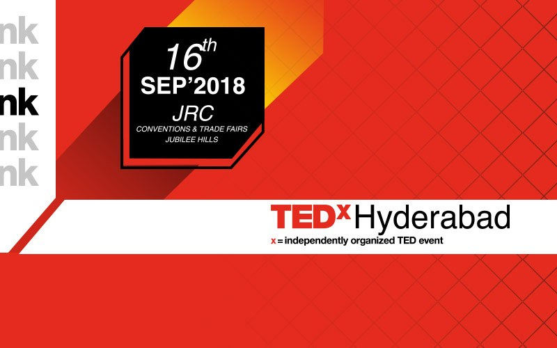 TEDxHyderabad 2018 on September 16, 2018