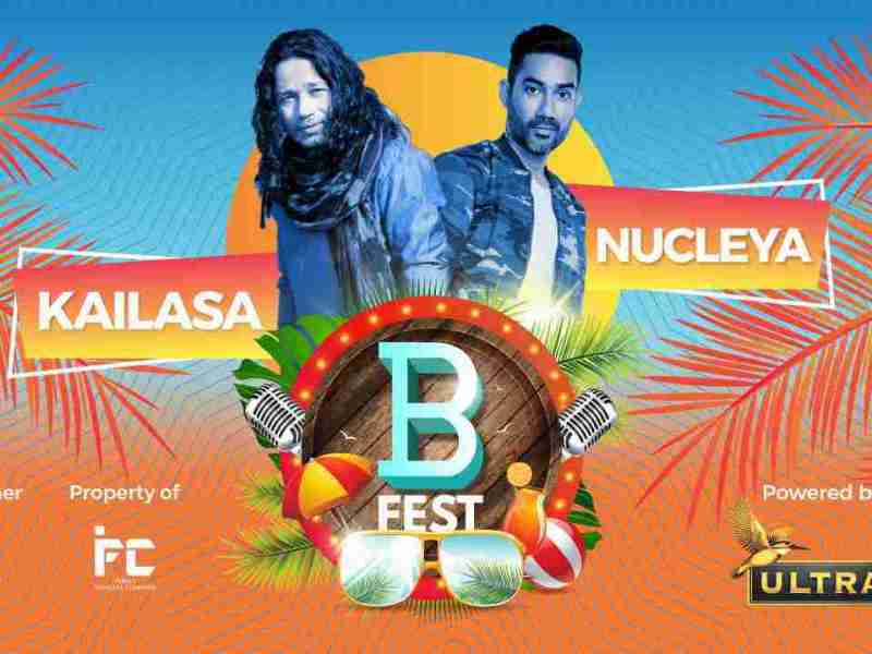 B-FEST | Indian Bollywood Music Festival