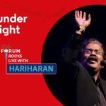 Mirchi Live and Forum Rocks Live with Hariharan
