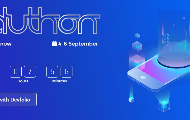 IIIT Lucknow's Eduthon - Hackathon
