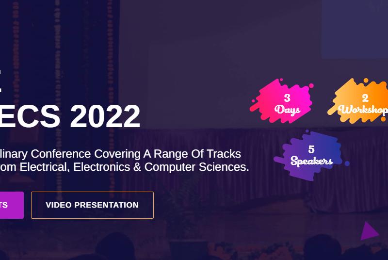 IEEE SCEECS 2022 - IEEE International Students' Conference