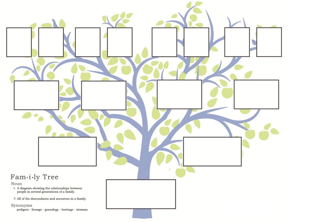 what is family tree
