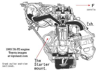 1998 Toyota Corolla Serpentine Belt Diagram, 1998, Free