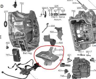 SOLVED: Where's the transmission oil filter on a suzuki