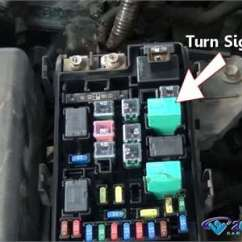2007 Ford F150 Wiring Diagram For A Light Bulb Lamp Socket Solved: What Is Causing My Turn Signals To Blink Very - Fixya
