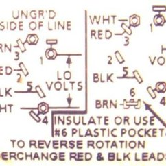Dayton 1 Hp Electric Motor Wiring Diagram Contactor Solved Could Sure Use A For Fixya I Need Farm Duty 6k714k