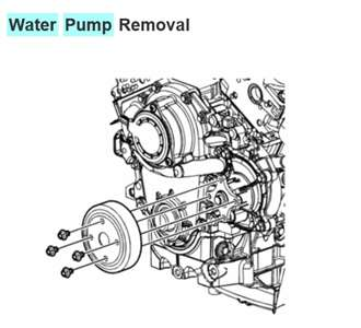Gm 3800 Engine Coolant Diagrams, Gm, Free Engine Image For