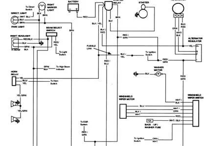 2004 Workhorse Chassis Wiring Diagram. Engine. Wiring