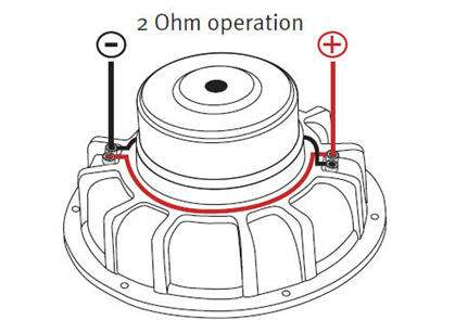 SOLVED: Infinity 1250 watt dual voice coil wiring diagram