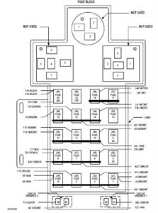 2000 Plymouth Neon Fuse Box Diagram : 35 Wiring Diagram