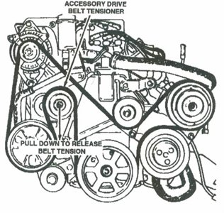 I need the top engine diagram of dodge grand caravan 3.3v6