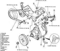 Need a vacuum hose diagram for the carburetor on a 89