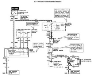 1999 38l v6 ac relay location in fuse box  Fixya
