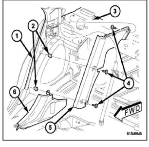 SOLVED: 2006 Chrysler 300 Touring 3.5 V6 fuse box diagram