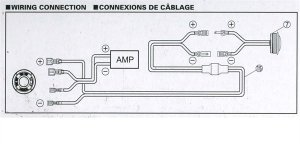 Looking for a wiring diagram for alpine spx 17ref