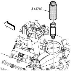 SOLVED: Where is the oil sensor found on a 2004 avalance