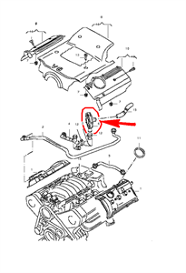 SOLVED: How difficult is it to change the PCV valve. 2004