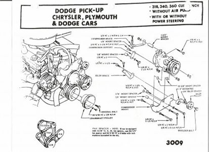 Fan Belt Diagram 1986 D150 Dodge, Fan, Free Engine Image